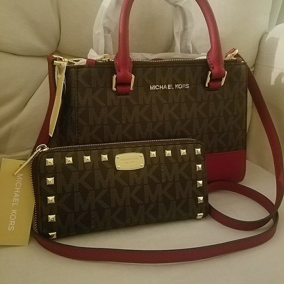 4428cfec675a Michael Kors Bags | New 550 Walletbag Autentic 2018 Mk | Poshmark
